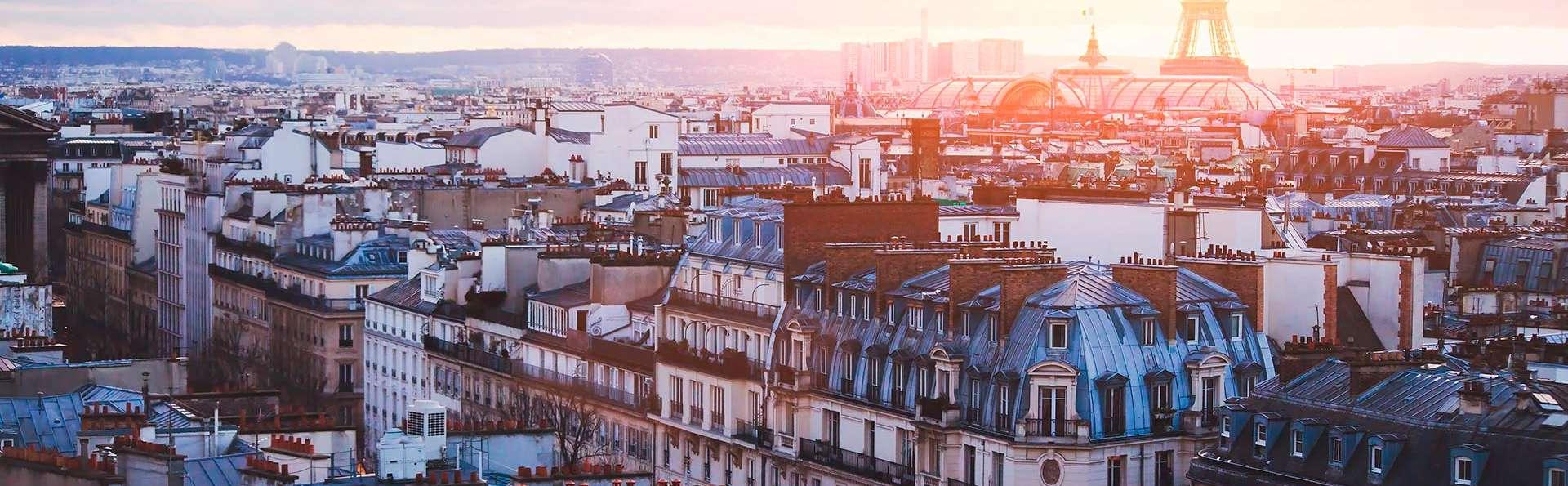 Séjour reposant aux portes de Paris (25% de remise à partir de la deuxième nuit)