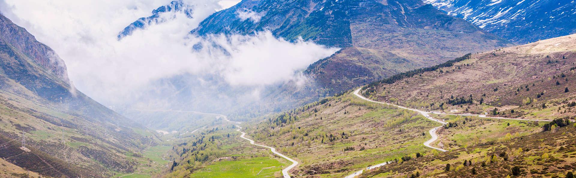 Aire puro de alta montaña y confort en un hotel con encanto en Andorra La Vella