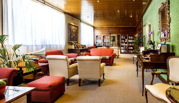 El Castell de Ciutat - Relais Chateaux - NEW Lounge