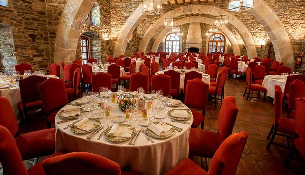 El Castell de Ciutat - Relais Chateaux - NEW Restaurant