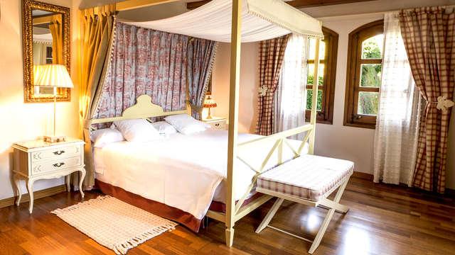 Découvrez les Pyrénées dans une Suite de luxe avec accès au spa et boisson de bienvenue