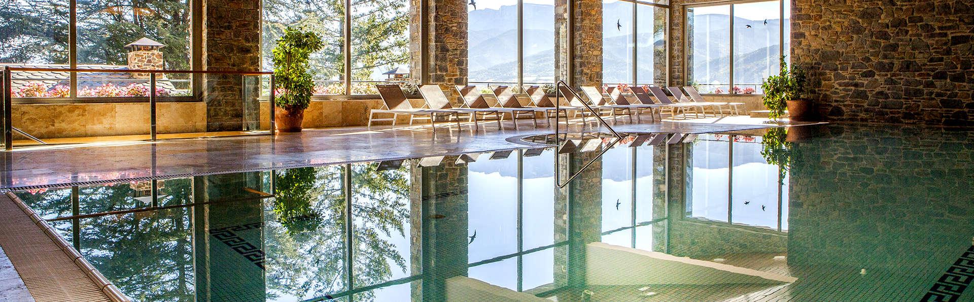 Spa Lovers : spa illimité, romance et cadeaux dans une ancienne résidence de comptes