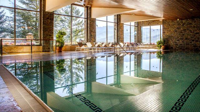 Spa lovers: Spa ilimitado, decoración romántica y detalles en una antigua residencia de Condes