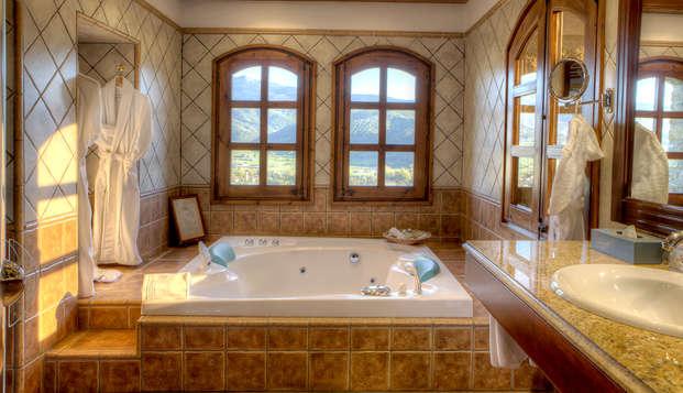 El Castell de Ciutat - Relais Chateaux - NEW Bathroom