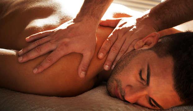 Weekend romantico a Lecce con percorso benessere e massaggio rilassante