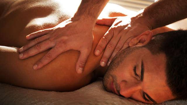 Een romantisch verblijf met wellness en een ontspannende massage