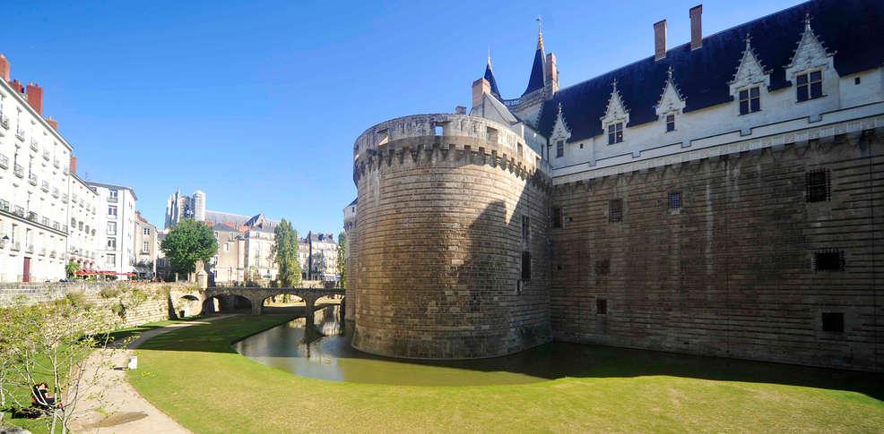Appart 39 city nantes centre 3 nantes frankrijk for Appart city amsterdam