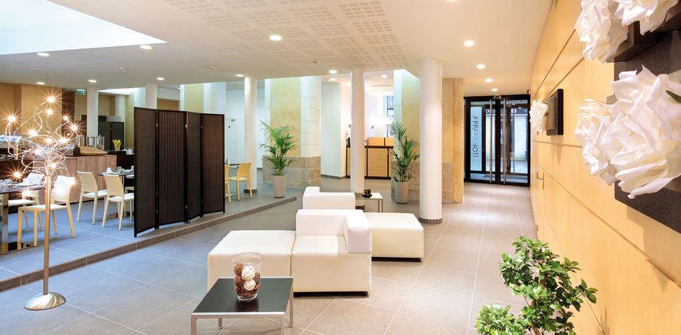 appart 39 city nantes centre 3 nantes france. Black Bedroom Furniture Sets. Home Design Ideas