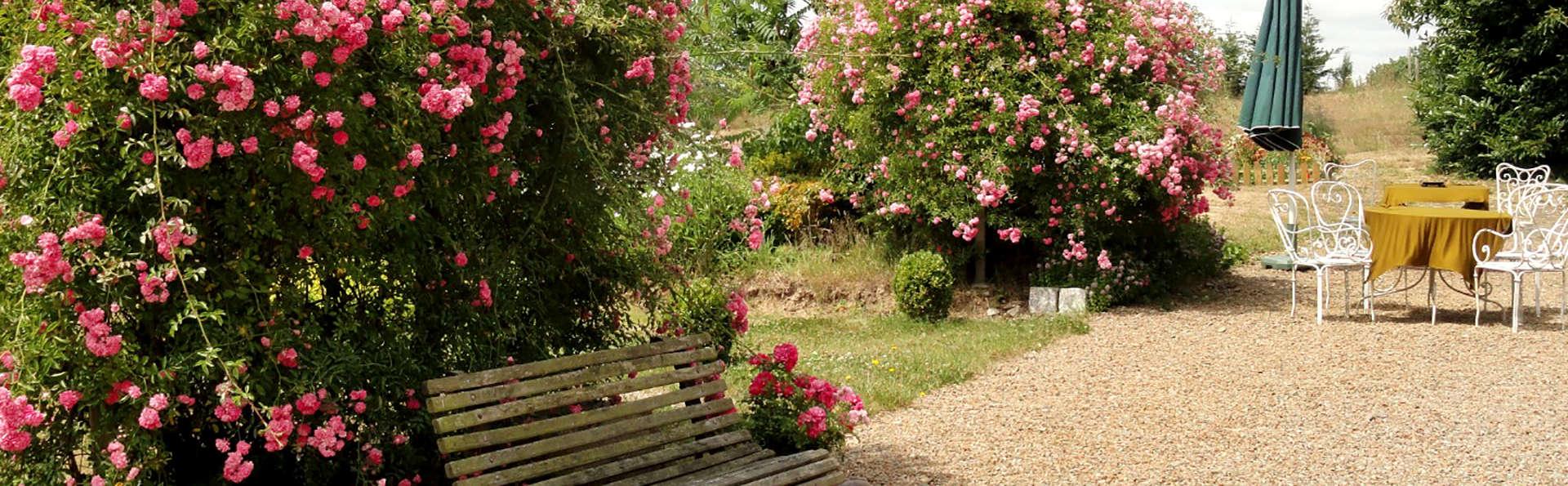 Week-end romantique à deux près du Mont Saint Michel (2 nuits)