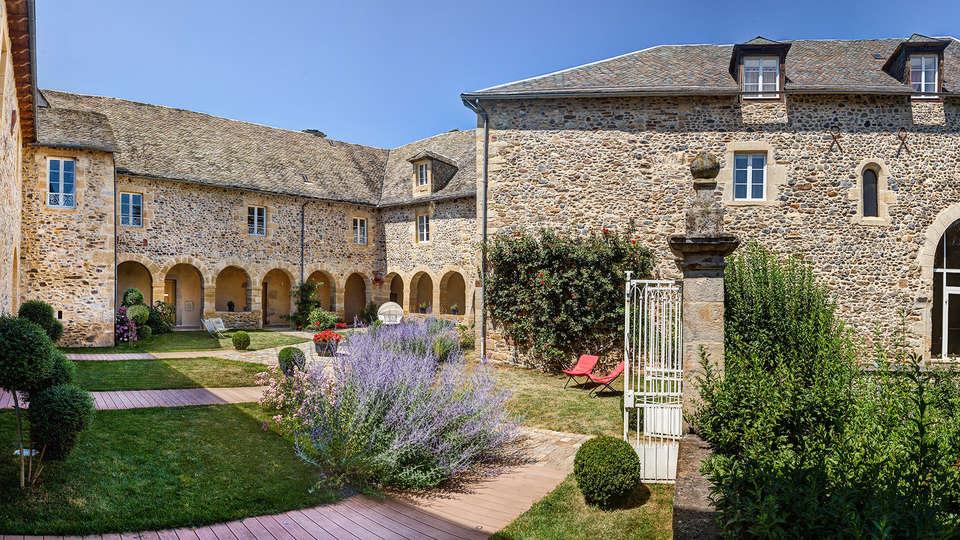 Château de la Falque, The Originals Relais (Relais du Silence) - Edit_Garden.jpg