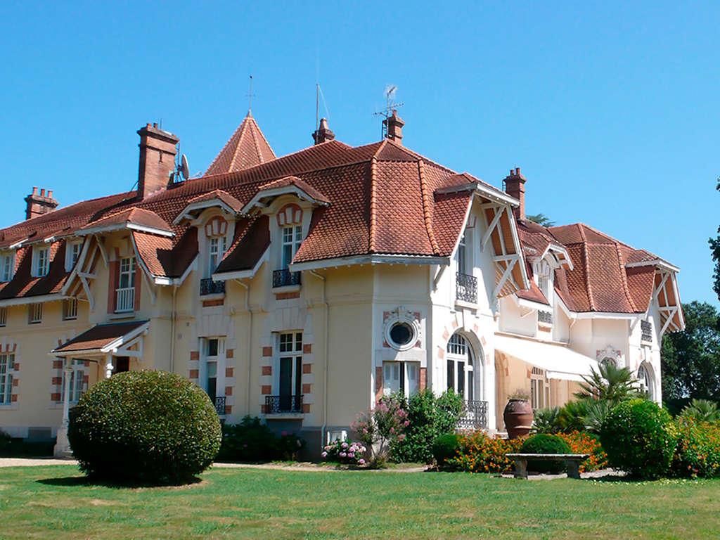 Séjour Biarritz - Week-end découverte au Château du Clair de Lune à Biarritz  - 4*