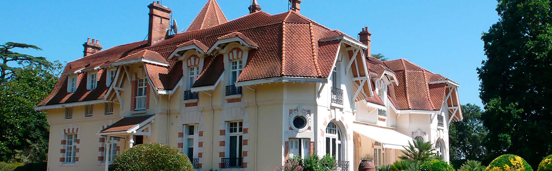 Week-end découverte au Château du Clair de Lune à Biarritz