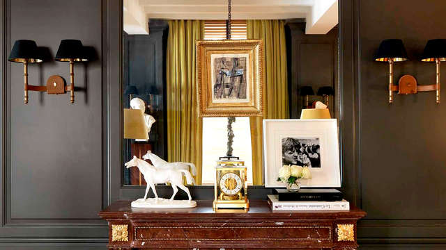 Marquis Faubourg Saint Honore