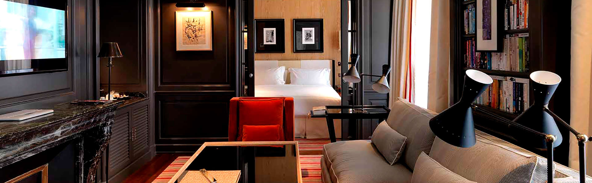Week-end de luxe en suite executive dans un 5 étoiles au cœur de Paris