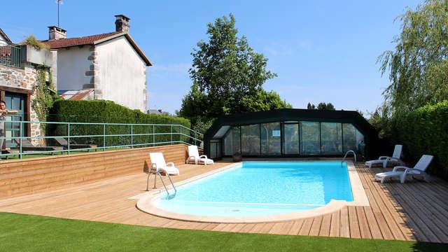 Relais du Silence Auberge La Tomette - Pool