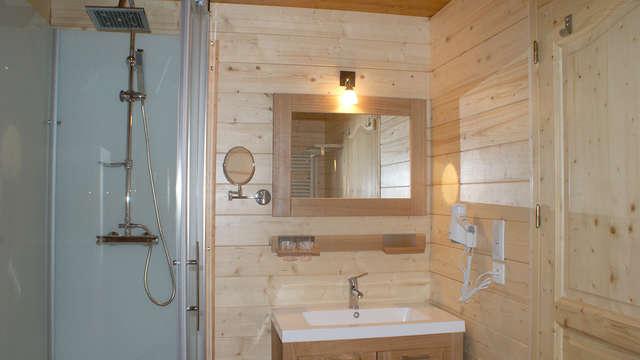 Relais du Silence Auberge La Tomette - Bathroom