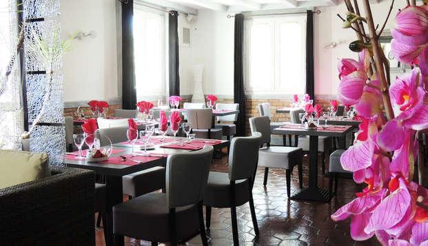 Relais du Silence Auberge La Tomette - Restaurant