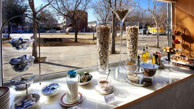 Escápate en Granollers, a 35 minutos en coche del centro de Barcelona