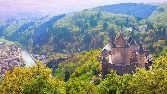 Parenthèse bucolique aux confins du Luxembourg