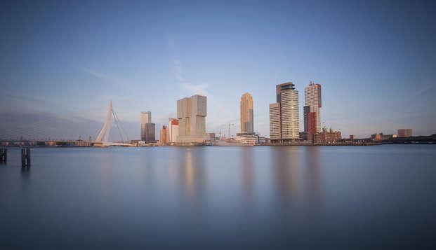 Charme en comfort dicht bij havenstad Rotterdam