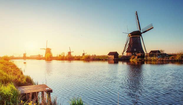 Geniet van een heerlijk diner in Zuid-Holland