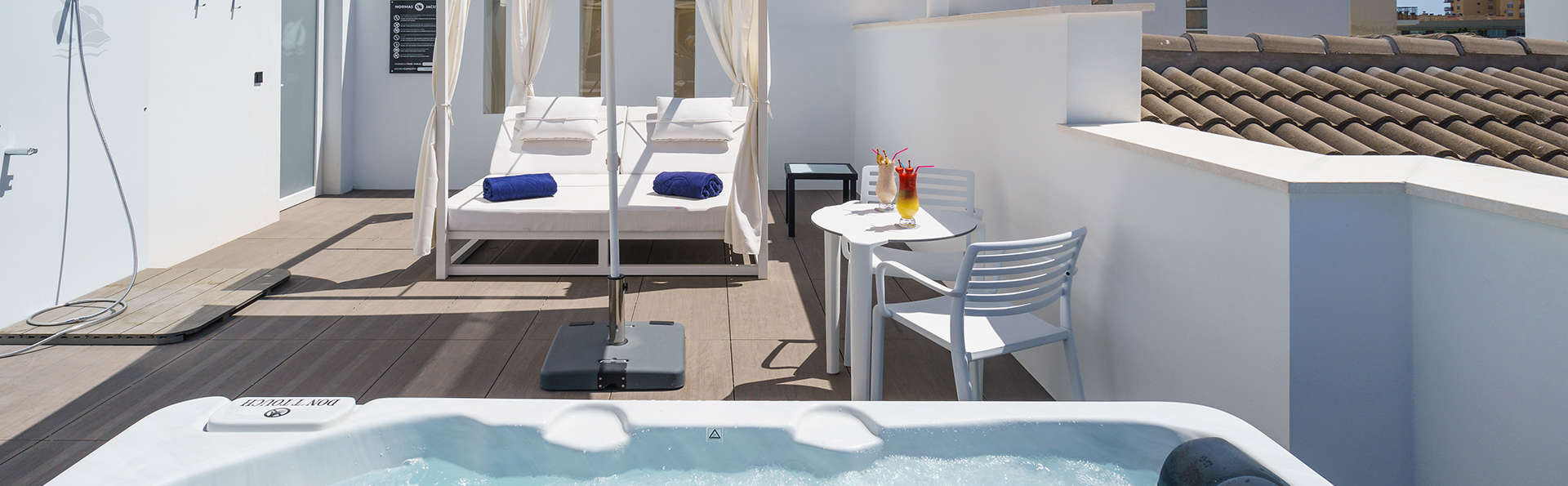 Détente et gastronomie dans un hôtel de luxe à Torremolinos, Costa del Sol