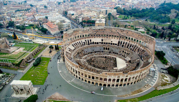 Hotel 3* nel cuore di Roma per scoprire la città Eterna!