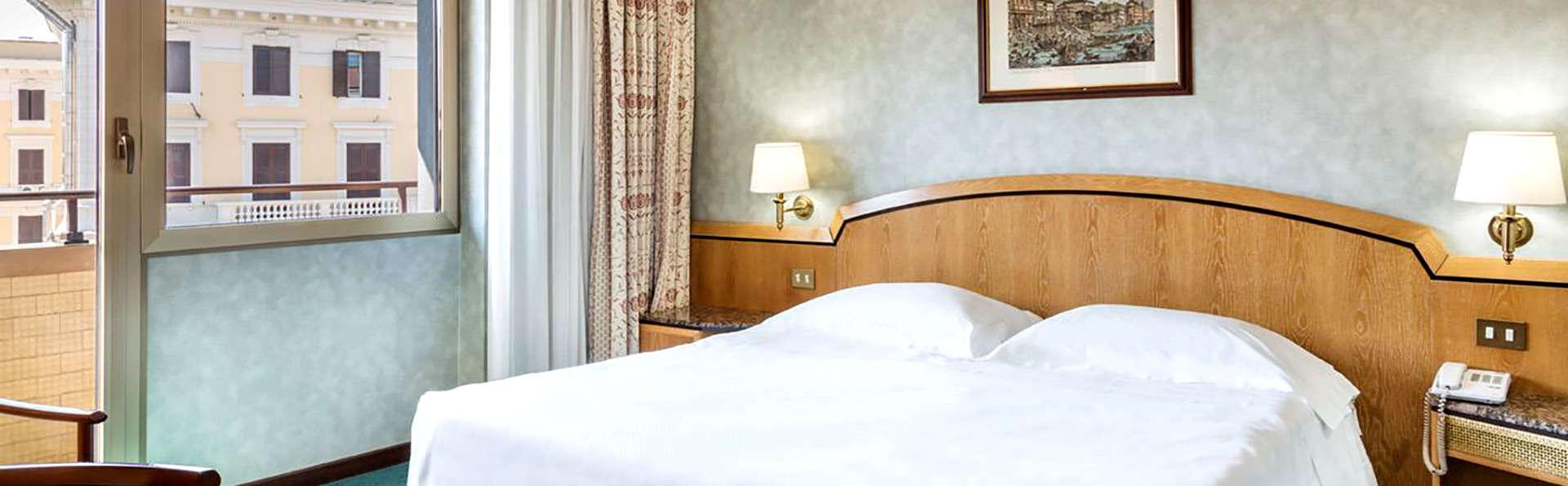 week end citytrip rome avec coupe de bienvenue pour 2 adultes partir de 106. Black Bedroom Furniture Sets. Home Design Ideas