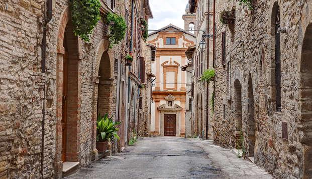 Découvrez la Ombrie et reposez-vous dans un ancien immeuble à Bevagna