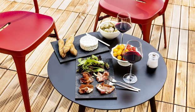 Tappa golosa a Cannes, con aperitivo e snack a volontà