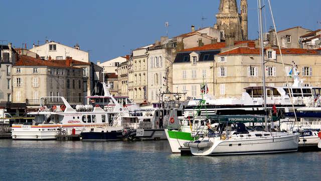 Escapade entre amis ou en famille à La Rochelle