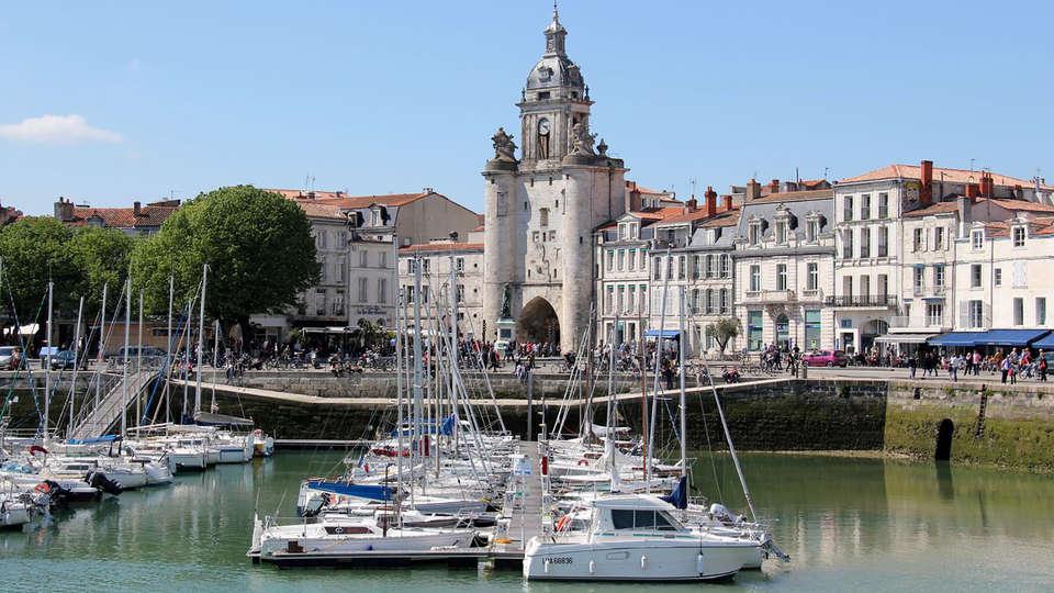 Hotel The Originals La Rochelle Vieux Port Saint Jean d'Acre (ex Inter-Hotel) - Edit_Destination4.jpg