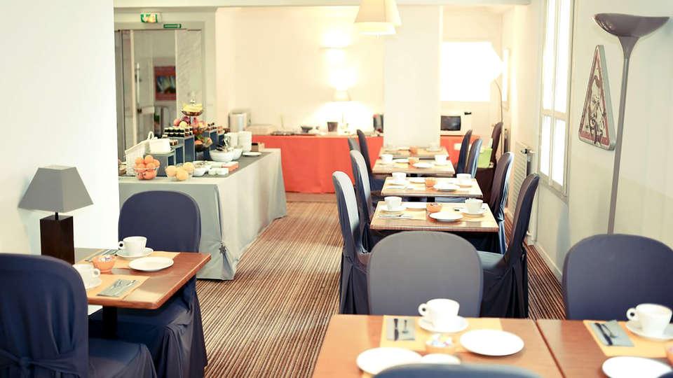 Hotel The Originals La Rochelle Vieux Port Saint Jean d'Acre (ex Inter-Hotel) - Edit_Restaurant.jpg