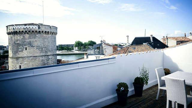 The Originals Boutique Hotel Saint Jean d Acre La Rochelle Vieux Port Inter-Hotel