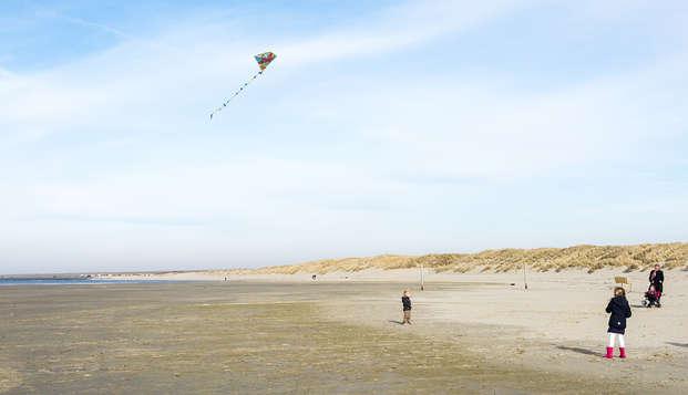 Fietsen langs de Nederlandse kust in Ouddorp (vanaf 2 nachten)