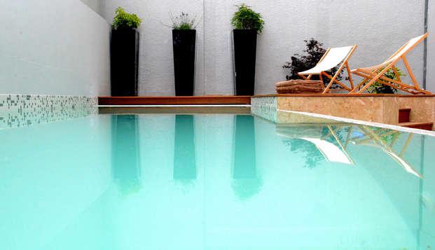 Privilege Hotel Mermoz - Pool