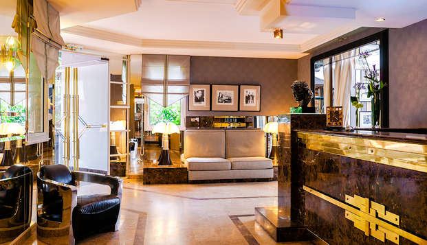 Privilege Hotel Mermoz - Reception