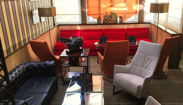 Privilege Hotel Mermoz - Lobby