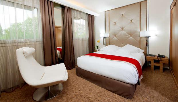 Privilege Hotel Mermoz - Deluxe