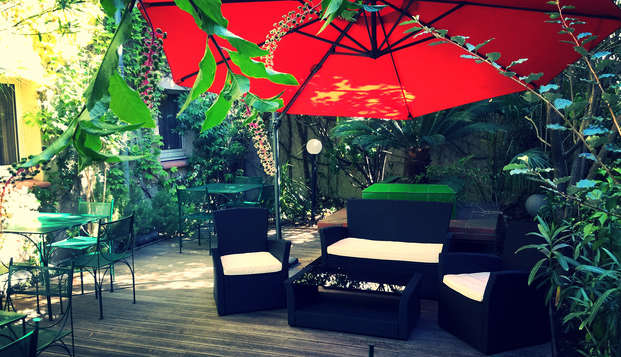 Privilege Hotel Mermoz - Terrace