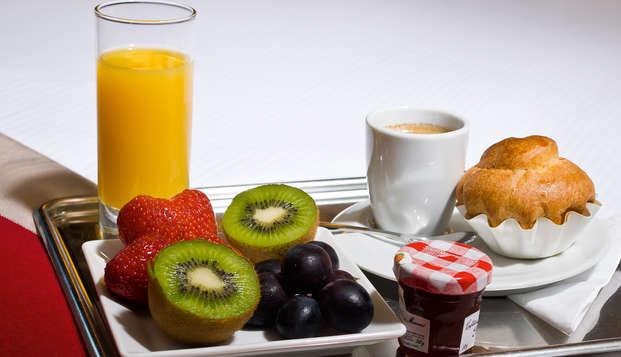 Privilege Hotel Mermoz - Breakfast