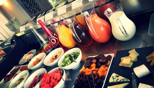Privilege Hotel Mermoz - Eat