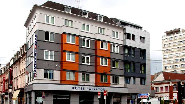The Originals City Hotel Salvator Mulhouse Inter-Hotel