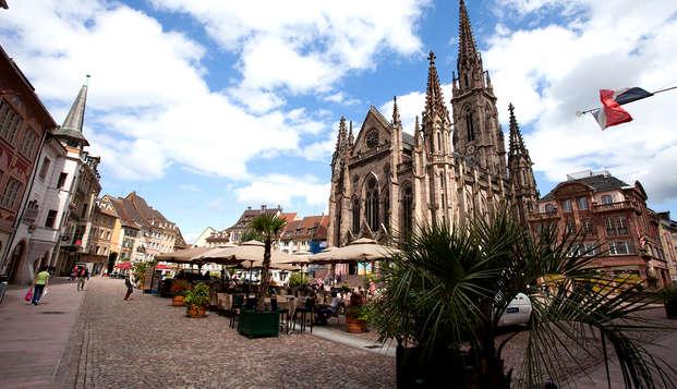 Week-end en Alsace