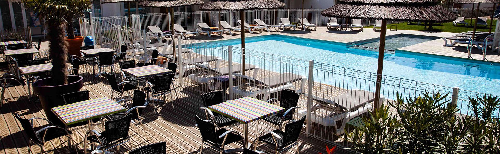 The Originals Access, Hôtel de Ré (P'tit Dej-Hotel) - Edit_Terrace3.jpg