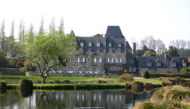 Week-end dans un manoir de charme du XVIème siècle près de Concarneau