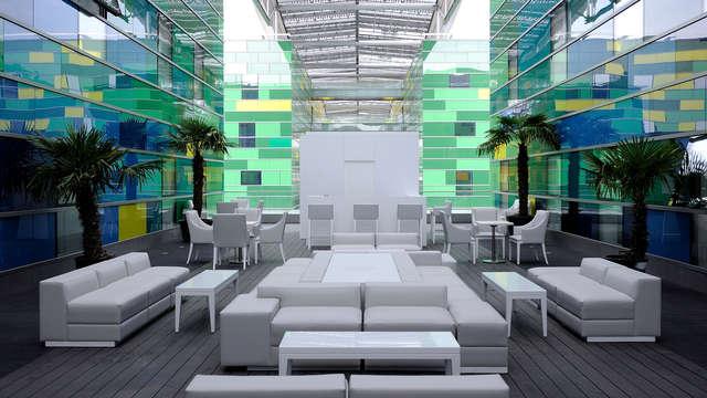 Week-end découverte en hôtel design à Perpignan