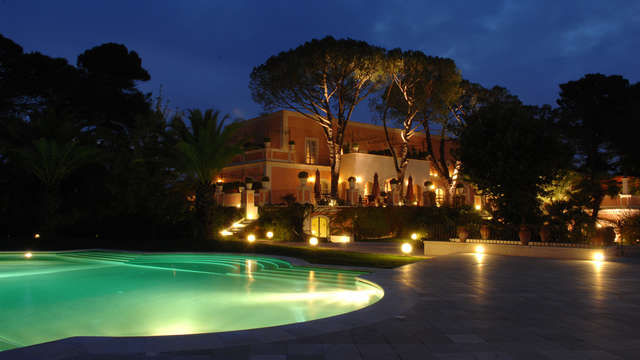 Lujo 5* en una fantástica finca en Apulia