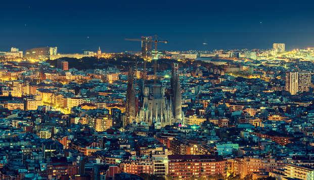 Descubre la Sagrada Familia con esta escapada cerca de Barcelona