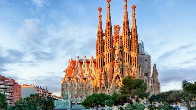 Citytrip a Barcelona con entradas a la Sagrada Familia incluidas